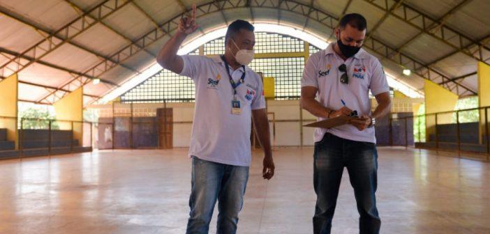 SMCELT e SEEL Realizam Mapeamento das Práticas Esportivas Em São Miguel do Guamá