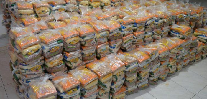 Alimentação Escolar: Prefeitura Realiza Terceira Etapa da Entrega de Kits
